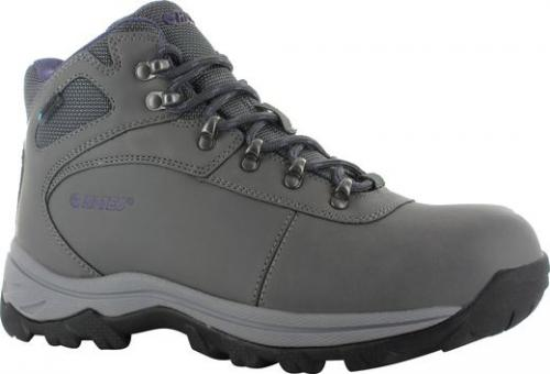 Hi-tec Buty damskie Altitude Base Camp WP Steel Grey/Mulled Grape r. 37