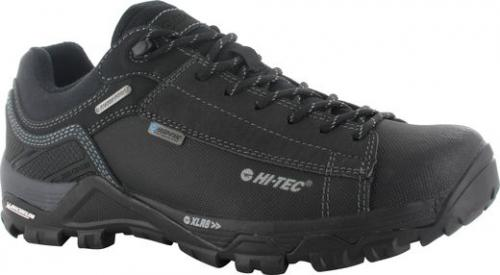 Hi-tec Buty męskie Trail Ox Low I Wp Black/Goblin Blue r. 40