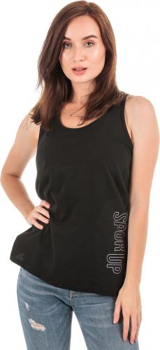 Outhorn Koszulka damska HOL18-TSDF601 czarna r. XS