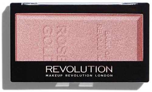Makeup Revolution Rozświetlacz Rose Gols Ingot Highlighter