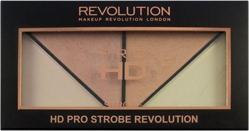 Makeup Revolution Pro HD Strobe Revolution Palette Zestaw do strobingu