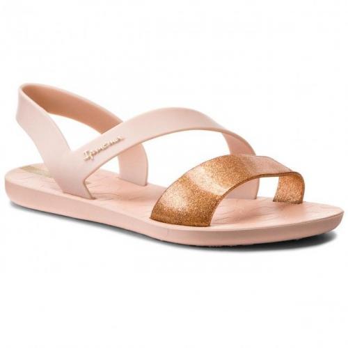 Ipanema Sandały damskie Vibe Sandal Fem różowo-brązowe r. 38 (82429)