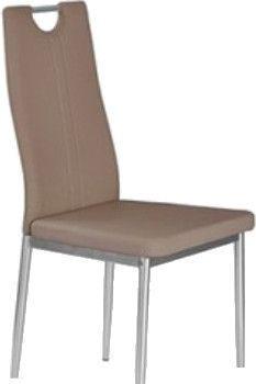 Halmar  krzesło brązowe (V-CH-K/202-KR-BRĄZOWY)