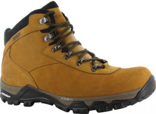 Hi-tec Buty męskie Altitude Ox I Wp Wheat/black r. 41