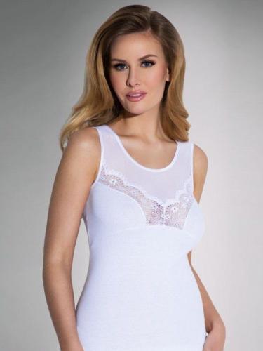 Eldar Koszulka damska Sara biała r. S (ELD-SARA0-BIA-KBD-1S)