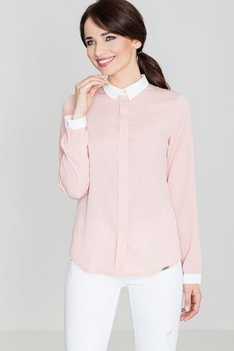 Lenitif Koszula damska K275 Różowa r. XL