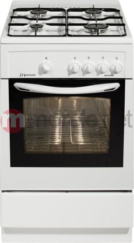 Mastercook KG 1502 ZSB DYNAMIC w Morele net -> Kuchnia Gazowa Mastercook Cena