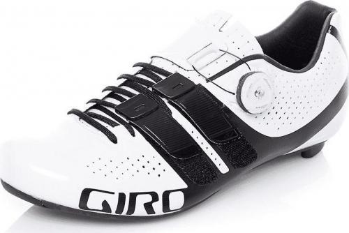 GIRO Buty męskie Factor Techlace White Black r. 41 (GR-7077048)