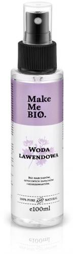 Make Me Bio Woda lawendowa 100 ml