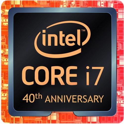 Procesor Intel  Core i7-8086K 4.0GHz, 12MB, BOX (BX80684I78086K) 40th Anniversary Edition