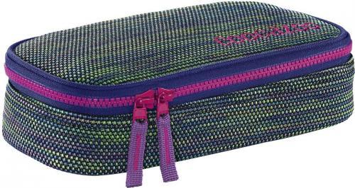 Piórnik Coocazoo Przybornik PencilDenzel II Wildberry Knit (001391890000)
