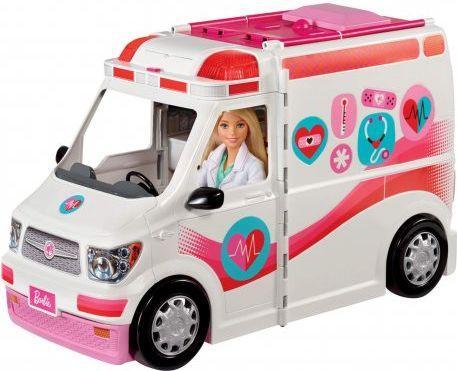 Mattel Karetka Barbie: Mobilna klinika (FRM19 WB1)