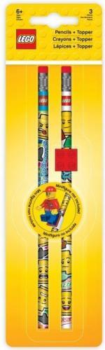 LEGO Zestaw ołówków Iconic 2 szt. (51141)
