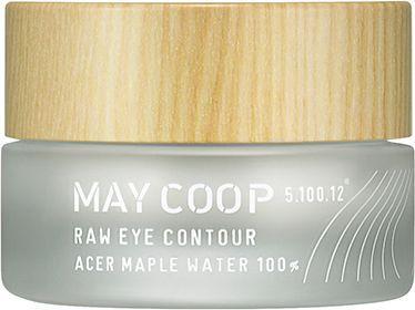 May Coop Raw eye contour Liftingujący krem pod oczy na bazie soku klonowego 20 ml