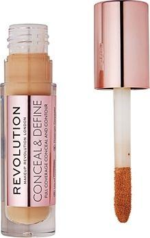 Makeup Revolution Conceal and Define Conceale Korektor do twarzy C12 3.4 ml