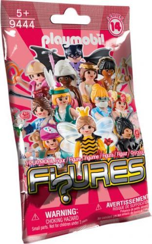 Figurka Playmobil Figurk Girls 14 edycja (9444)