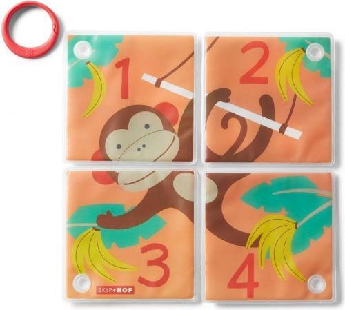 Skip Hop Puzzle kąpielowe Zoo (235359)