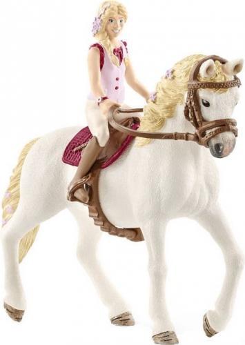 Figurka Schleich Dziewczynka i andaluzyjska klacz