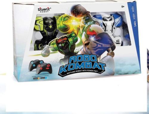 Dumel Robo Kombat 2-pack (S88052)