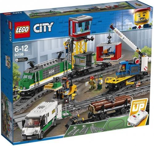 LEGO Pociąg towarowy ( 60198 )