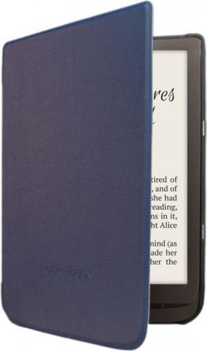 Pokrowiec PocketBook Etui shell Inkpad 3 niebieskie (WPUC-740-S-BL)