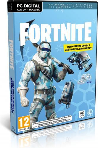 Fortnite: Deep Freeze Bundle (Zestaw Polarne Mrozy)