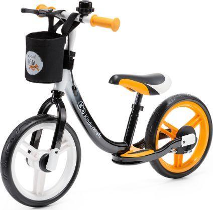 KinderKraft Rowerek biegowy SPACE orange (KKRSPACORA00AC)