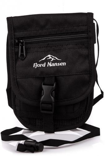 Fjord Nansen Saszetka na szyję paszportówka Tobo
