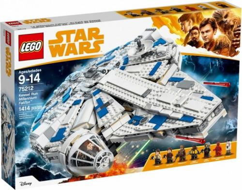 LEGO Star Wars Sokół Millennium (LG75212)