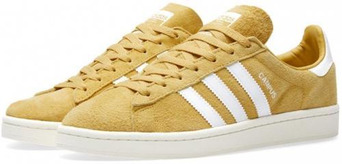 Adidas Buty męskie CAMPUS żółte r. 44 (CQ2082)