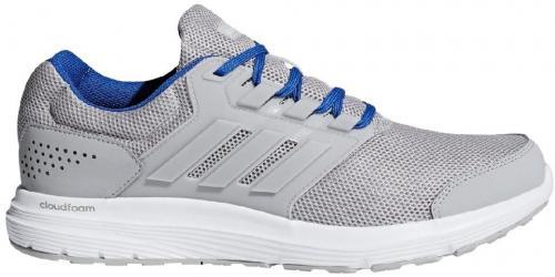 Adidas Buty męskie Galaxy 4 szare r. 42 2/3 (CP8830)