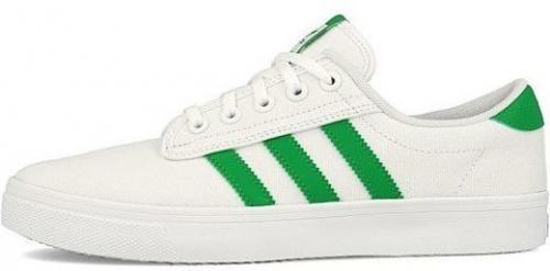Adidas Buty damskie Kiel biało-zielone r. 39 1/3 (CQ1091)