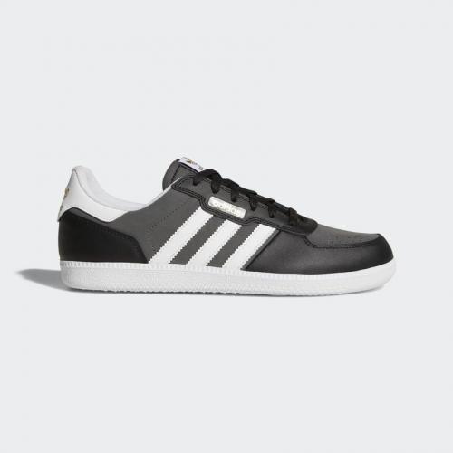 Adidas Buty męskie Leonero czarne r. 44 2/3 (CQ1099)