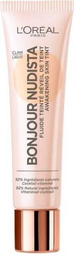 L´Oreal Paris Bonjour Nudista Fluide Teinte BB kremowy podkład do twarzy 02 Medium Light 30ml