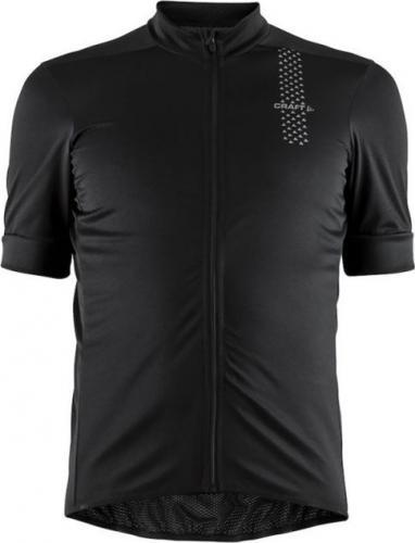 Craft Koszulka męska Rise Jersey czarna r. XL (999000)