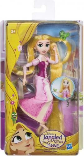 Hasbro Disney Princess Roszpunka i Pascal  (E0065/E0164)