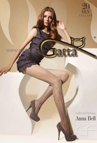 GATTA Rajstopy Anna Bell 20 DEN wz. 01 Grigio r. 2-S