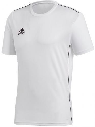 Adidas Koszulka piłkarska Core 18 JSY biała r. L (CV3453)