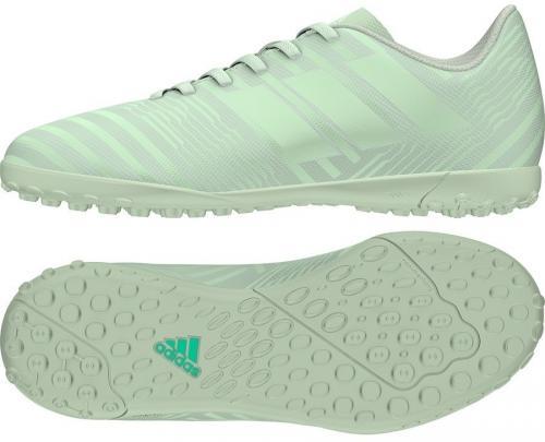 Adidas Buty piłkarskie Nemeziz Tango 17.4 TF J Green r. 33 (CP9216)