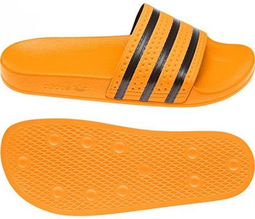 Adidas Klapki unisex Adilette żółte r. 40.5 (CQ3099)