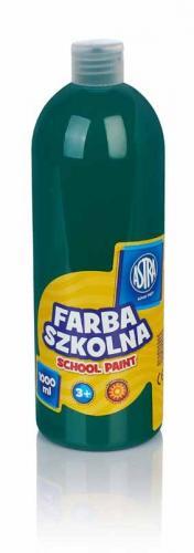 Astra Farba szkolna 1000 ml ciemnozielona (301217052)