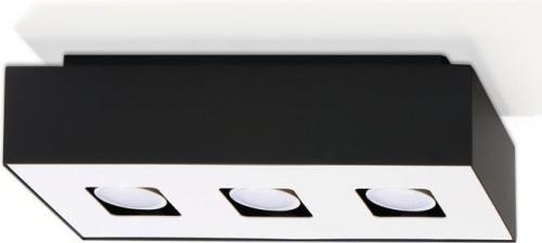 Lampa sufitowa Sollux Mono 3 3x40W  (SL.0072)