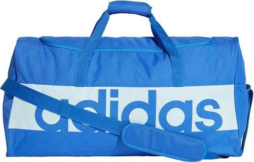 0fc485118c8d7 Adidas Torba sportowa Lin Per TB L niebieska (CF3456)