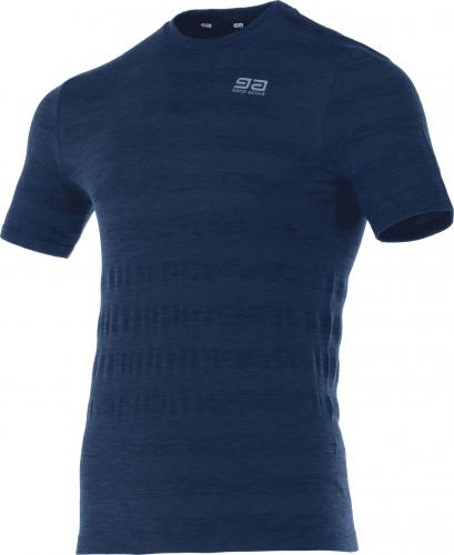 GATTA Koszulka męska T-Shirt Asica Seamless Men Ziggy Navy Blue r. XL