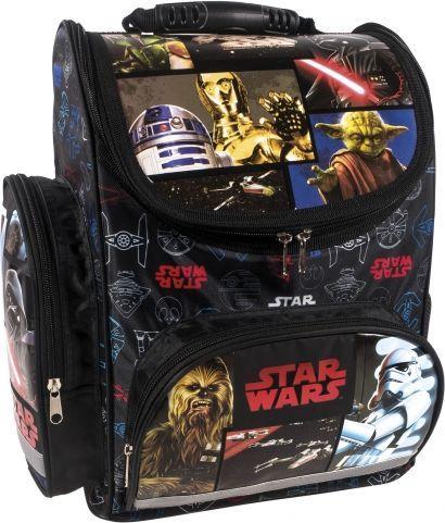 Derform Tornister ergonomiczny MB Star Wars 18 czarny (283379)