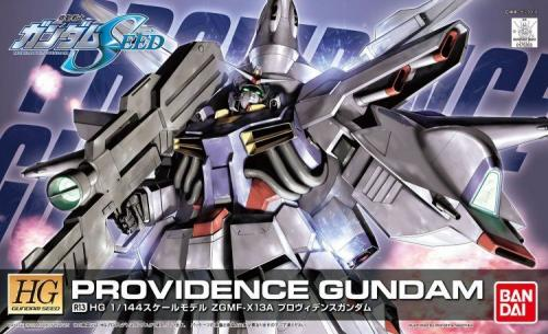 1/144 HG Gundam Providence (4543112753038)