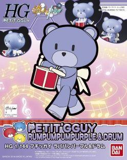 1/144 HG Gundam Petitgguy Rumpumpumpurple (4549660112365)