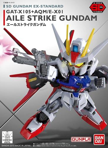 Aile Strike SD EX 002