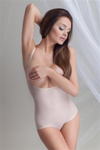 Mitex Body Softly beżowy r. 4XL