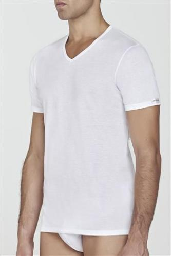 Pierre Cardin T-shirt męski Siviglia Pierre Cardin Biały r. XL